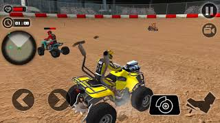 Quad Bike Crash Arena : ATV Destruction Derby / Android Game / Game Rock