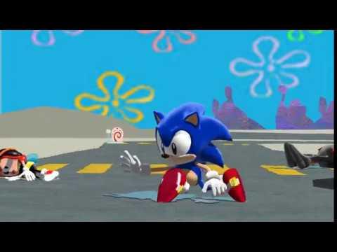 [MMD] Sonic's Not Today (BTS)