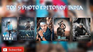 Top 5   photo editor of India