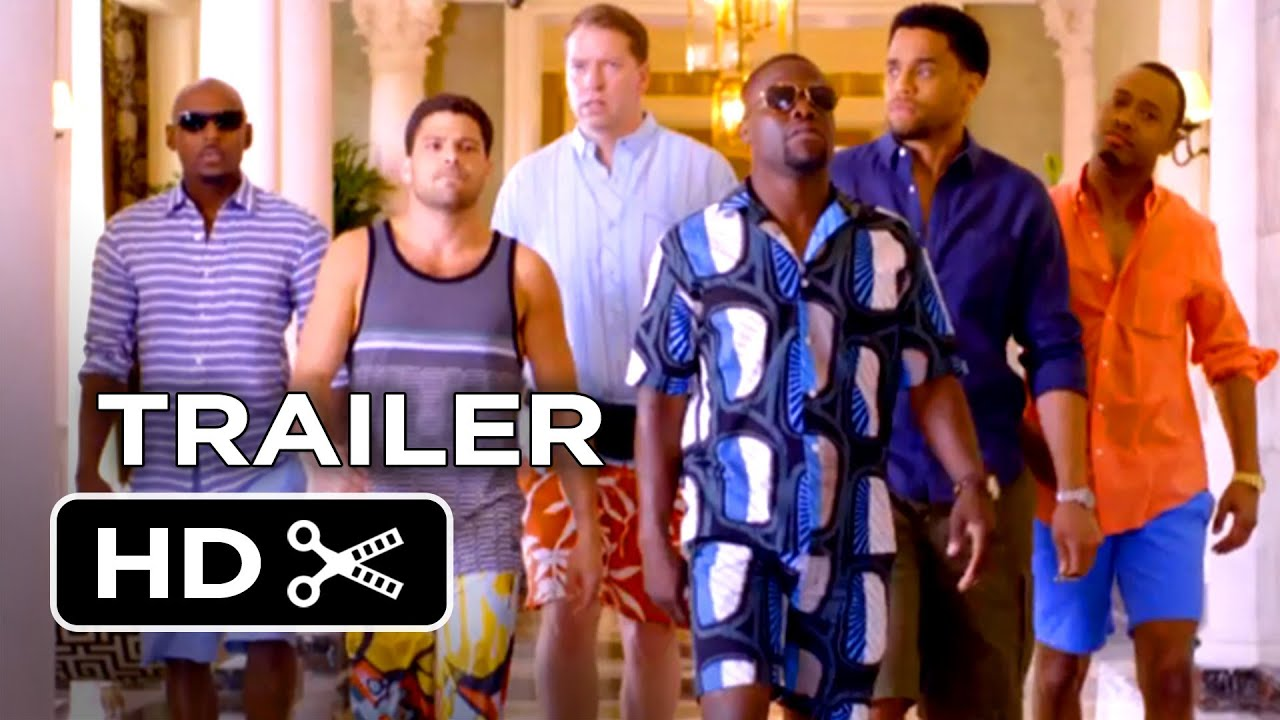 Think Like A Man Too Official Trailer 1 (2014) - Kevin Hart Comedy HD