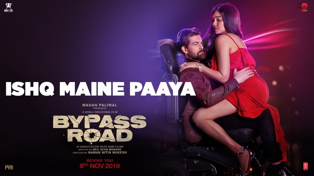ISHQ MAINE PAAYA Video   Bypass Road   Neil Nitin Mukesh, Adah S   SHAARIB & TOSHI
