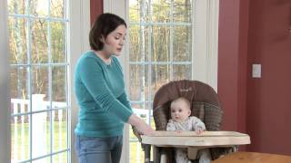 All About High Chairs and Booster Seats