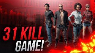 31 KILL GAME /w wtcN - #DUO #FPP