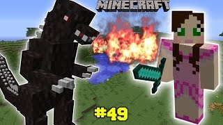 Minecraft: INSANE GODZILLA CHALLENGE [EPS6] [49]