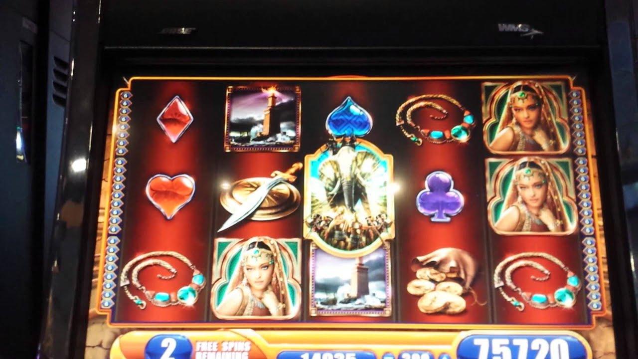 Wms Slot Finder