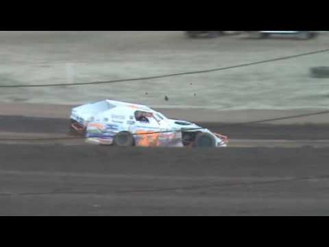 Cottage Grove Speedway, September 10, 2016, Modified Dash