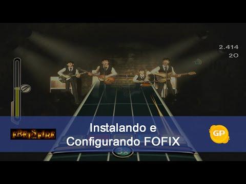 Tutorial - Frets On Fire (FOFIX)