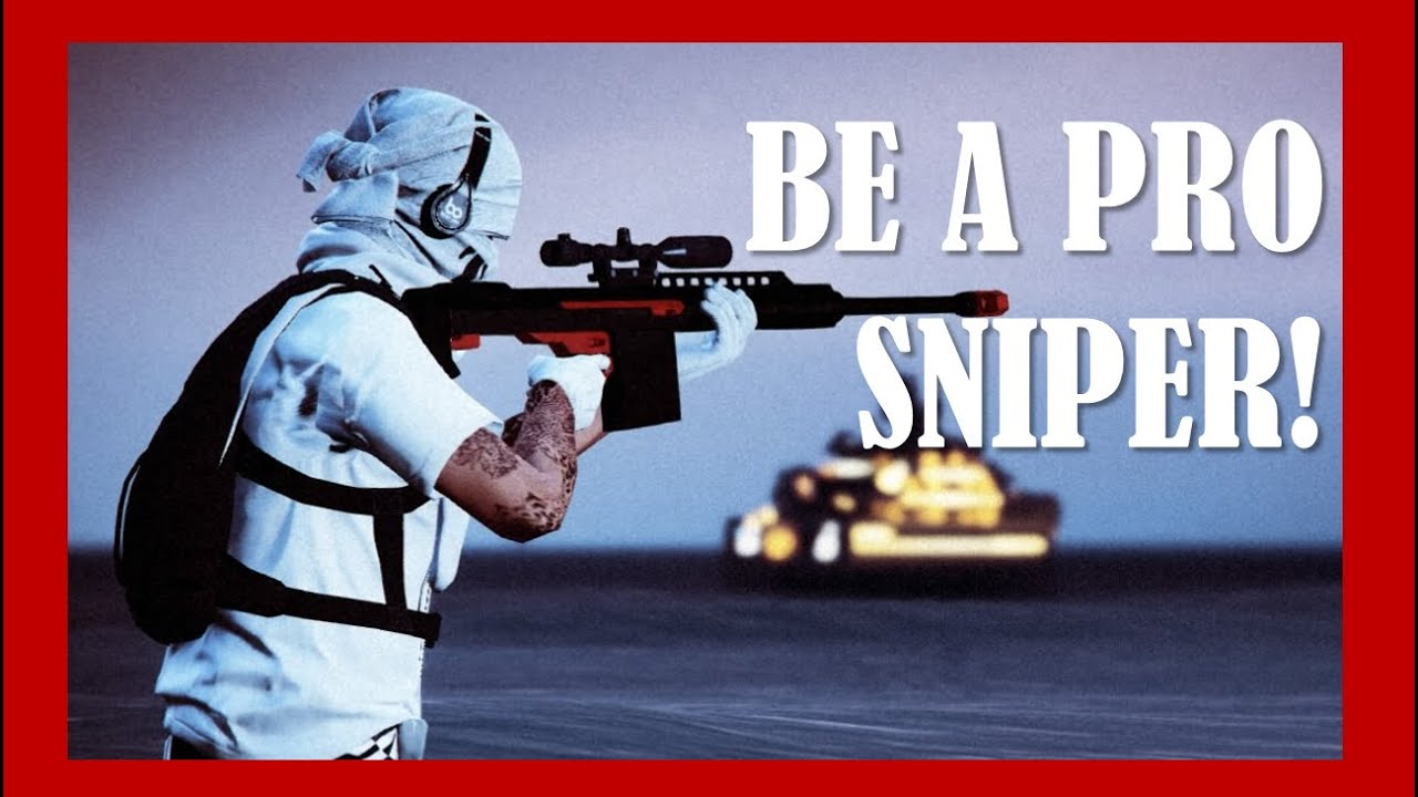 Gta 5 Online How To Be An Mlg Sniper Gta Tips 1 Youtube
