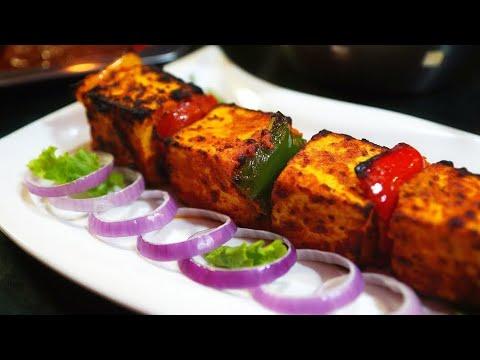 Restaurant Style Tawa Paneer Tikka Recipe | How To Make Paneer Tikka On Tawa #paneertikkaontawa