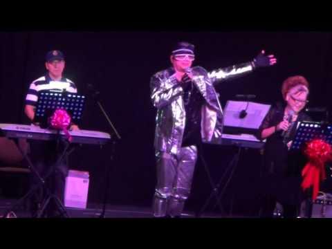 Frankie Lee , Melbourne, Australia , Live Singing Performance