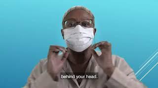 Penggunaan masker wajah yang benar ...
