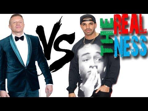 THE REALNESS: Drake Dissing Macklemore?!