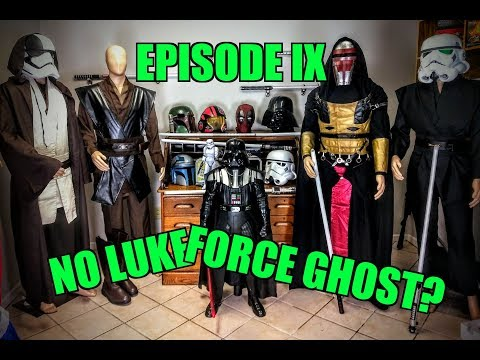 Luke as a Force Ghost in Episode 9? This article says NO MORE LUKE