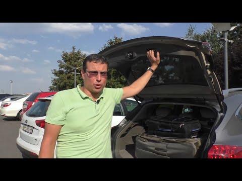 Батл багажников Renault Megan, Infiniti EX 35 и Kia Ceed
