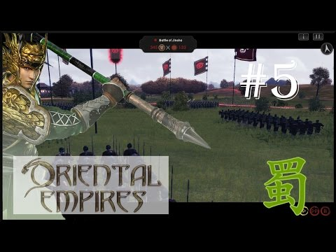 Oriental Empires: Rise of the Riverlands | Great Civil War - Shu (#5) |