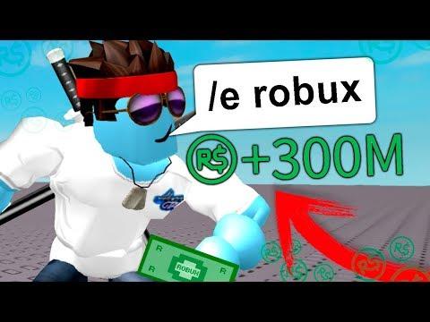 Emoticono Secreto En Roblox Te Da 300m Robux Gratis - como disfrazarse de bob esponja en roblox truco secreto