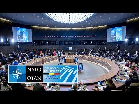North Atlantic Council at NATO Summit - opening remarks, 14 JUN 2021