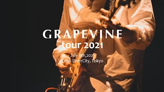 GRAPEVINE tour 2021 in Tokyo (July 2021)