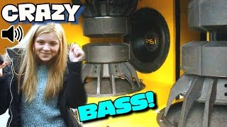 Your BASS is TOO LOUD   Funny Reaction to EXOs 6 18