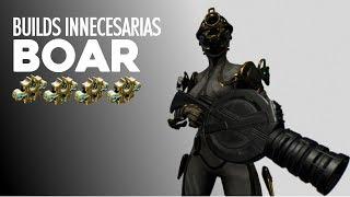 Builds Innecesarias - Boar