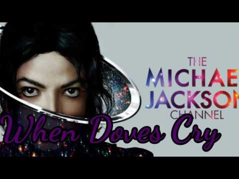 When Doves Cry Michael Jackson music video