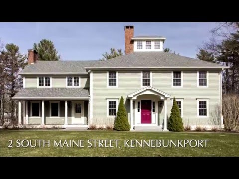 2 South Maine Street, Kennebunkport