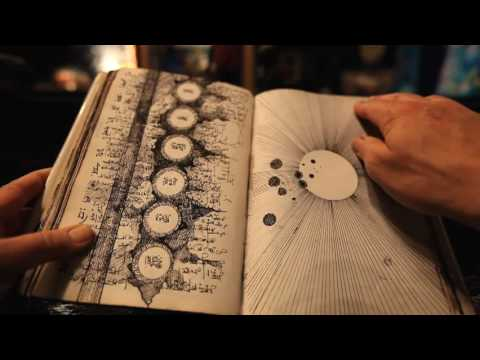 Flying Lotus - Inside the Codex: the Art of Cosmogramma