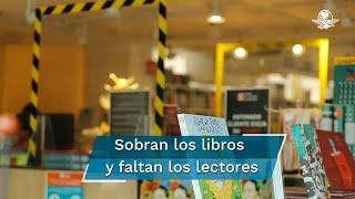 En la Ciudad de México hay cerca de 500 librerías, al menos las que reporta la Asociación de Libreros de México (Almac) cuyos últimos reportes confirman que las cosas no van nada bien para la industria dedicada al comercio del libro  #CovidMéxico #CoronavirusMéxico #LibreríasMéxico