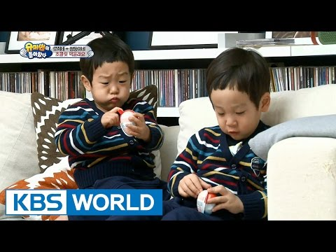 The Return of Superman | 슈퍼맨이 돌아왔다 - Ep.119 (2016.03.06)