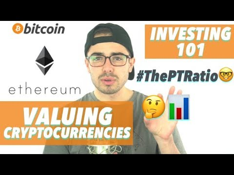 Valuing Cryptocurrencies & Digital Assets INVESTING 101