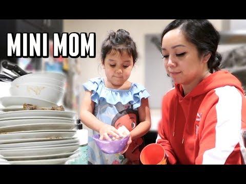 SHE'S MY MINI ME! -  ItsJudysLife Vlogs