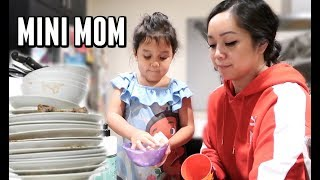 SHE'S MY MINI ME! -  ItsJudysLife Vlogs