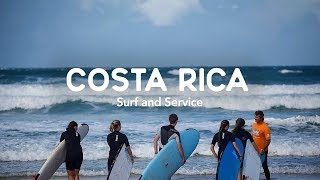 Costa Rica | Surf and Service