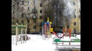 Взрыв в Санкт-Петербурге Ресторан Харбин.(Через несколько минут после взрыва. Вторая часть здесь https://youtu.be/xXhRw9NBlvw., 2012-03-02T08:30:49.000Z)