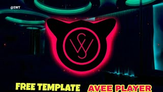 FREE TEMPLATE AVEE PLAYER LINK DOWNLOAD
