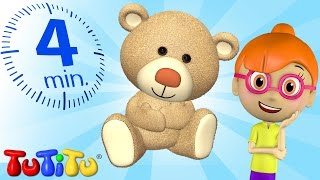 TuTiTu Specials | Teddy Bear | Toy and Song for Children