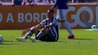 Paraná x Botafogo - Gols