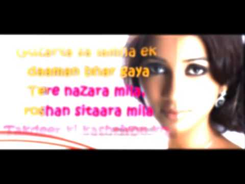 Agent Vinod Raabta (Kehte Hain Khuda Ne) Shreya Goshal Lyrics Video