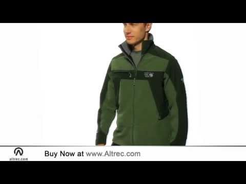 Mountain Hardwear Men's Mountain Tech Jacket