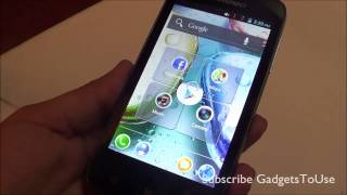 Lenovo A390 Hands on Review   Specs and Features Overview
