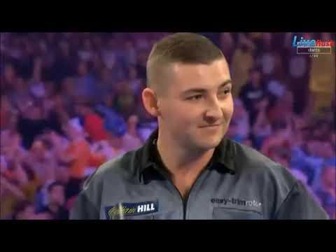 PDC Michael Smith vs Nathan Aspinall semifinal