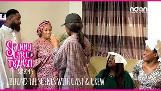 Skinny Girl in Transit S5: Behind The Scenes with Cast and Crew