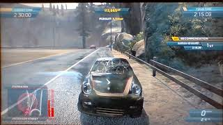 Need for Speed: Most Wanted - [HARD] The Fugitive [AMBUSH]