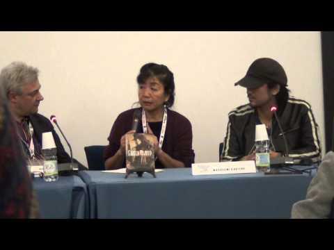 Lucca 2014: Far West: Japan Vs Italy, con Masasumi Kakizaki