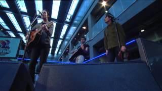Baby Strange perform at Radio 1