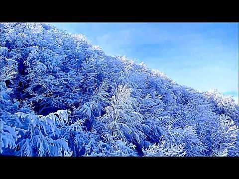 Beautiful winter In Bursa, Turkey