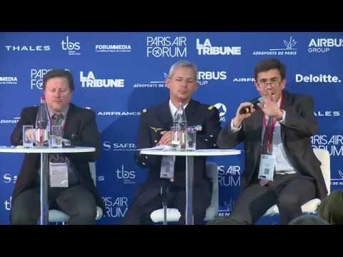 Paris Air Forum 2015 - La guerre des drones aura-t-elle lieu ?