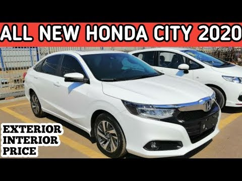 All New Honda City 2020 First Look Malaysia Launched