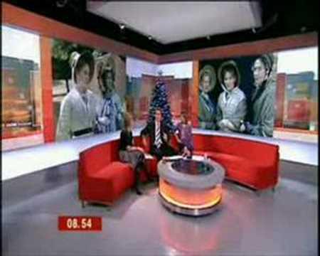 BBC Breakfast  With Lisa Dillon  Cranford