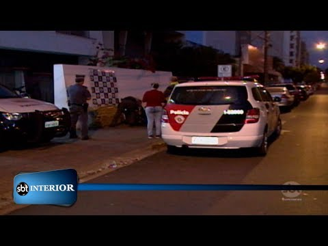 Troca de tiros termina com bandido morto em Araçatuba